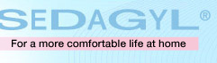 Sedagyl - For a more comfortable life at home